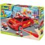 Revell J.kit Fire Car 00810
