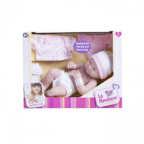 Sarp Oyuncak Yeni Doğan Bebek Kıyafetli 36 Cm 18548