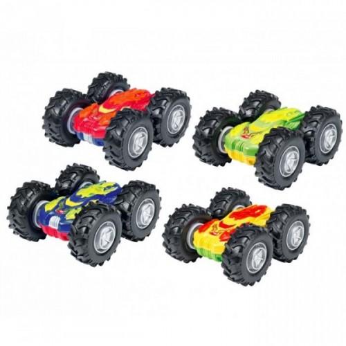 Dickie Toys Crazy Flippy 4 Asst-36 33155363