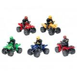 Dickie Toys Beach Biker-6Ast 3385218