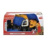 Dickie Toys Sesli ve Işıklı Ekskavatör (Kazıcı İş Makinası) 3726001