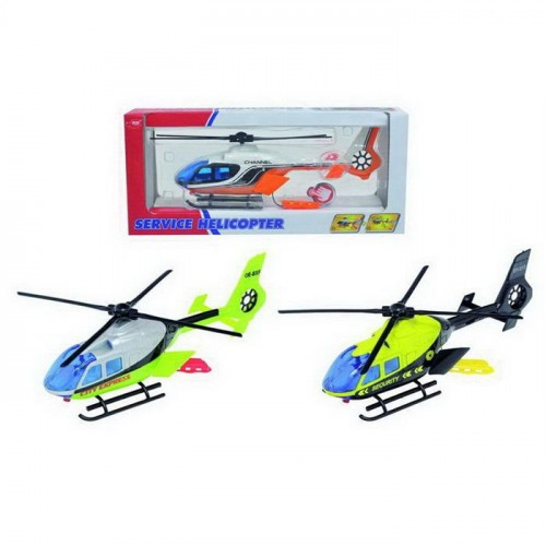 Dickie Toys Service Helicopter Try Me 3744002