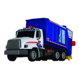 Dickie Toys Hava Pompalı Çöp Kamyonu - Mavi 3806002