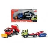 Dickie Toys Multicar City Worker 1:24-9 3825002