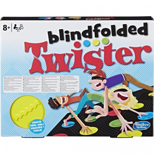 Blindfolded Twister E1888
