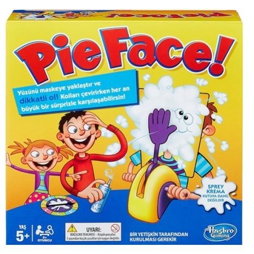 Pie Face Yeni E2762