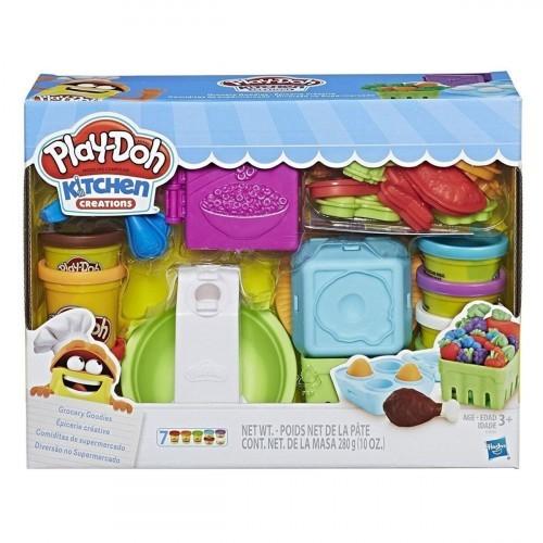 Play Doh Süpermarket Seti E1936