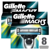 Gillette Mach3 Yedek Tıraş Bıçağı 8 li x 2 Adet