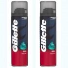 Gillette Tıraş Jeli Normal Ciltler İçin 200 ml x 2 Adet