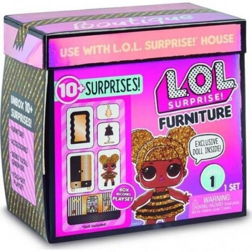 Lol  Bebek ve Mobilya Oyun Seti 8 LLU9000