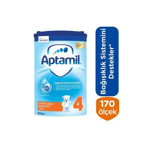 Aptamil 4 Akıllı Kutu Devam Sütü 800 gr