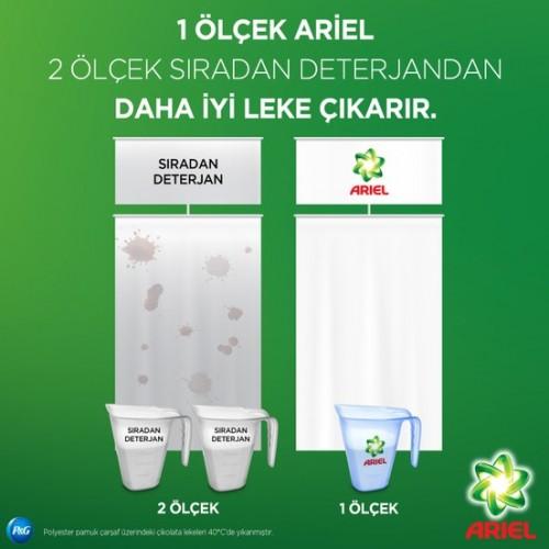 Ariel Toz Çamaşır Deterjanı Dağ Esintisi 4 kg