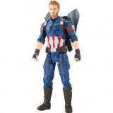 Avengers Infinity War Titan Hero Captan America E0607