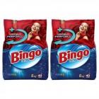 Bingo Matik Toz Çamaşır Deterjanı Renkli 6 kg x 2 Adet