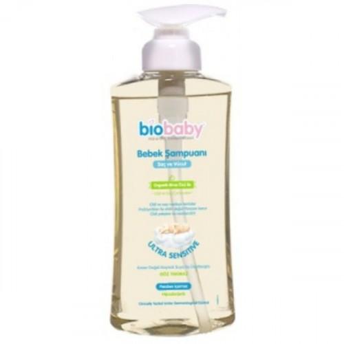 Biobaby Bebek Şampuanı 500 ml