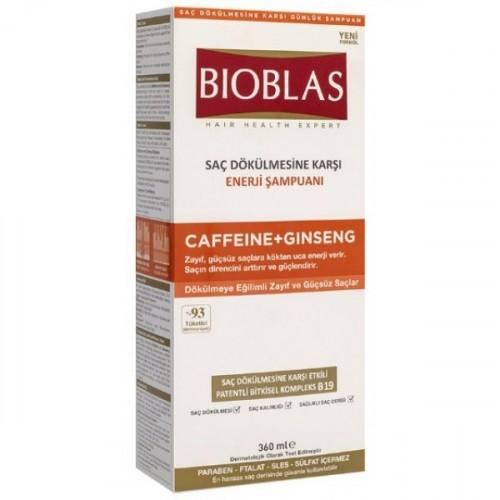 Bioblas Saç Dökülmesine Karşı Enerji Şampuanı 360 ml