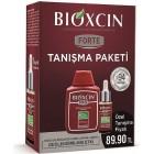 Bioxcin Forte Tanışma Paketi Şampuan 300 ml + Saç Serumu 30 ml