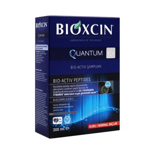 Bioxcin Quantum Bio-Activ Kuru ve Normal Saçlar İçin Şampuan 300 ml