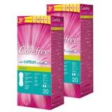 Carefree Cotton Fresh Parfümlü 20 li x 2 Adet
