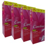 Carefree Plus Original Fresh Parfümlü Günlük Ped 20 li x 4 Adet