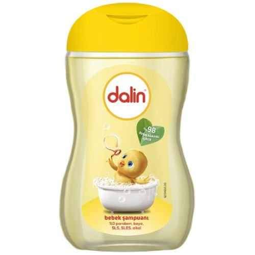 Dalin Şampuan Klasik 100 ml