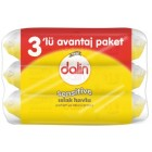 Dalin Sensitive Islak Havlu 52li (3 lü Paket)