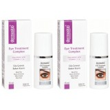 Dermoskin Eye Treatment Complex Göz Kremi 15 ml x 2 Adet