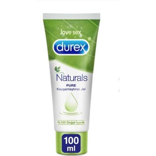 Durex Naturals Pure Kayganlaştırıcı Jel 100 ml