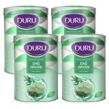 Duru Fresh Sensations Dağ Havası Güzellik Sabunu 440 gr 4'lü Paket