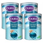 Duru Fresh Sensations Okyanus Esintisi Güzellik Sabunu 440 gr 4 lü Pak