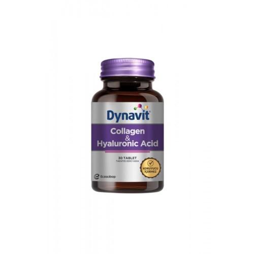 Dynavit Collagen & Hyaluronic Acid 30 Tablet