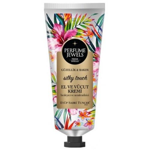 Eyüp Sabri Tuncer Perfume Jewels Silky Touch El ve Vücut Kremi 60 ml