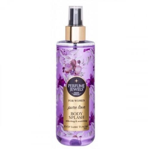 Eyüp Sabri Tuncer Perfume Jewels Women Pure Love Vücut Spreyi 250 ml