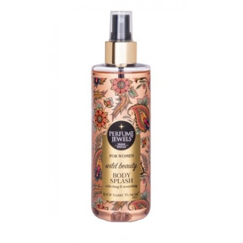 Eyüp Sabri Tuncer Perfume Jewels Women Wild Beauty Vücut Spreyi 250 ml
