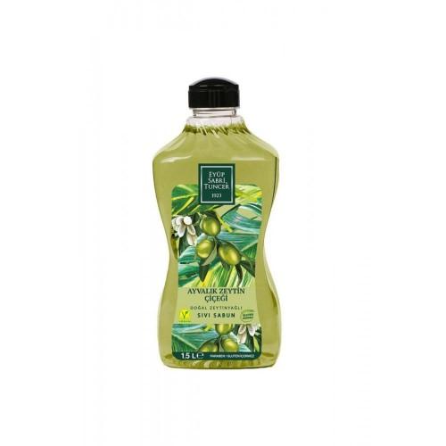 Eyüp Sabri Tuncer Sıvı Sabun Ayvalık Zeytin Çiçeği 1500 ml