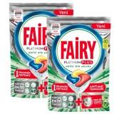 Fairy Platinum Plus Bulaşık Makinesi Deterjanı Kapsülü 80 Yıkama