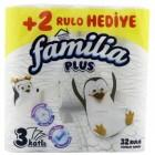 Familia Plus Tuvalet Kağıdı 3 Katlı 32 li