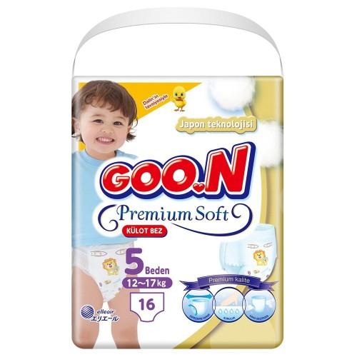 Goon Premium Soft Külot Bez 5 Beden 15 li