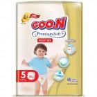 Goon Premium Soft Külot Bez Ekonomik Paket 5 Beden 34 Adet