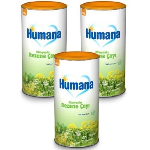 Humana Kimyonlu Rezene 200 gr Anne İçeceği x 3 Adet