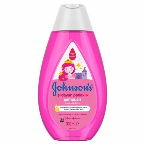 Johnsons Baby Işıldayan Parlaklık Şampuan 300 ml