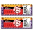 Kodak 12 Adet Çinko Karbon Blister İnce Pil x 2 Adet