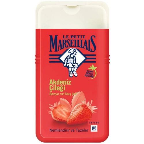 Le Petit Marseillais Duş Jeli Çilek 250 ml