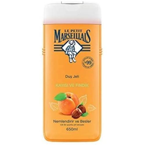 Le Petit Marseillais Kayısı Ve Fındık Duş Jeli 650 ml