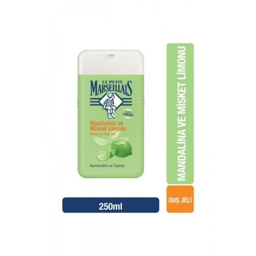 Le Petit Marseillais Mandalina ve Misket Limon Duş Jeli 250 ml