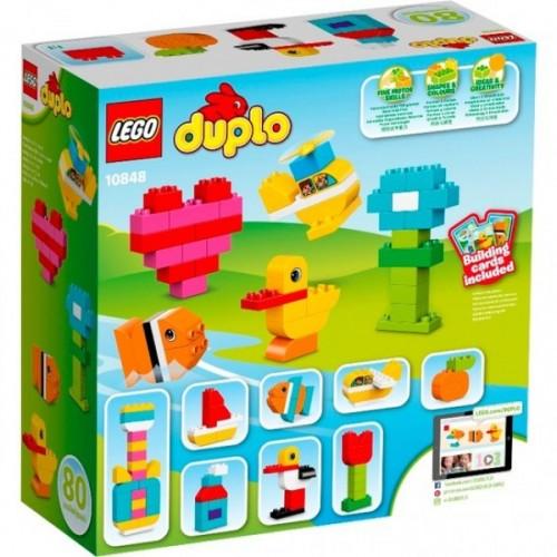 Lego Duplo İlk Yapım Parçalarım 10848