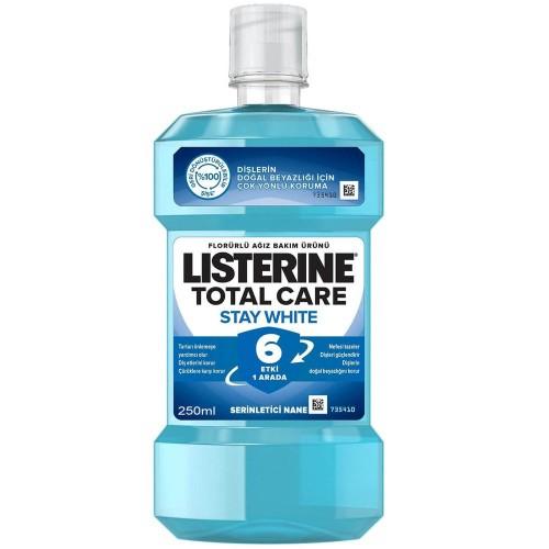 Listerine Ağız Bakım Suyu Stay White 250 ml
