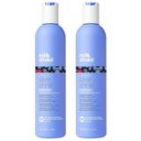 Milk Shake Silver Shine Sarı ve Gri Saç Gümüş Etkisi Şampuan 300m 2 li