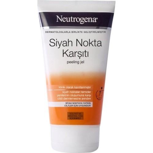 Neutrogena Siyah Nokta Karşıtı Peeling Jel 150 ml