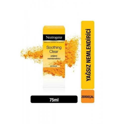 Neutrogena Soothing Clear Nemlendirici 75 ml